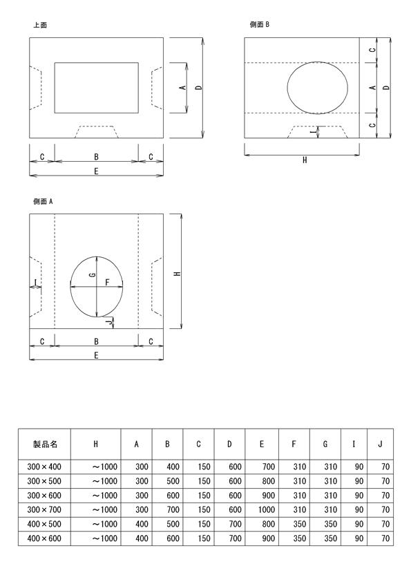側溝桝(受注生産)